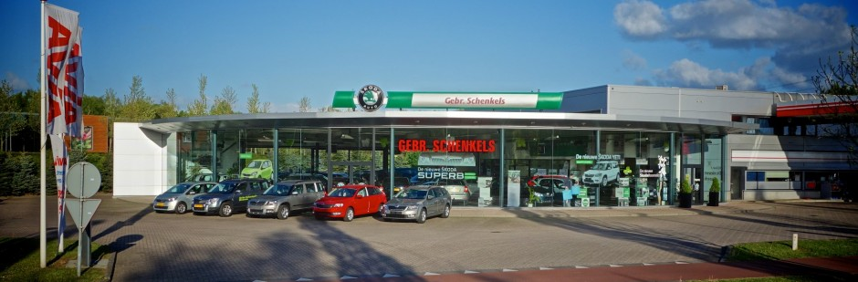Autobedrijf Schenkels – Nuenen - Uw Skoda Dealer